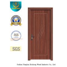 Simplestyle agua apretada puerta de MDF para el interior (marrón)