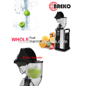 Big Mouth LFGB Approval Healthy Whole Slow Juicer