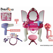 2012 hot item dresser desk dollhouse furniture