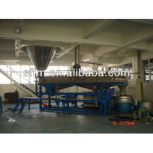 Compost production line