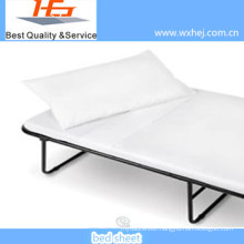 Single Size CVC 80/20 Bed Sheets on Sale for Medical