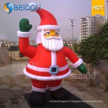 Christmas Decoration Giant Inflatable Santa Christmas Inflatable Santa