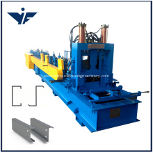 YUFA CZ purlin machine