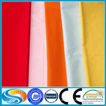 Tecido de tingimento de pano barato chinês para forro de bolso