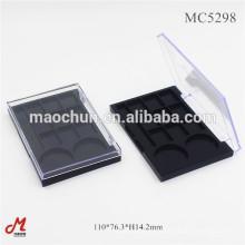 Shantou wholesale empty 11 eyeshadow palette case