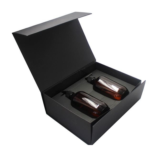 Luxury Black Foldable Gift Box