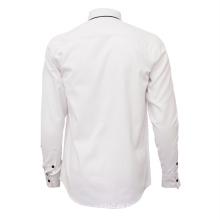 Camisa de vestir casual personalizada de último diseño