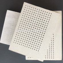 Perforated Ceiling Tile Gypsum Board