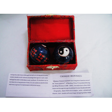 YinYang Melodious Metal Health Ball 45MM
