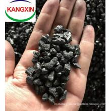 Proveedor de agente de recarburación de carbón de alta pureza de buena calidad en Anyang China