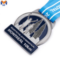 World Marathon City Majors Medaille