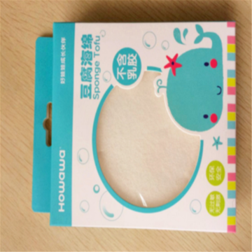 Skin Friendly Sponge Baby Bath Washing Sponge