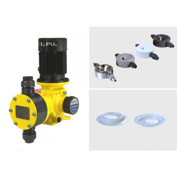 Diaphragm Dosing Pump Multiple Head Material