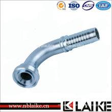 Elbow Hydraulic Hose SAE Flange Fittings 87392