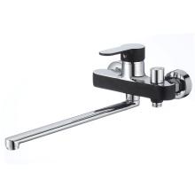 Single handle bathroom bath faucet zinc basin faucet basin mixer tap