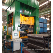 Internal High Pressure Forming Hydraulic Press Yjkhy