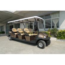 6+2-Местный Гольф-Кар Электрический Sightseeing Автомобиль