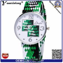 Yxl-209 neue Entwurfs-heiße Verkaufs-Nylow-Uhr, Nato-Uhren, Quarz-Mann-Frauen-Sport-Armbanduhr