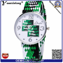 Yxl-209 nouvelle conception vente chaude Nylow Watch, montres de l'OTAN, Quartz hommes femmes Sport montre-bracelet