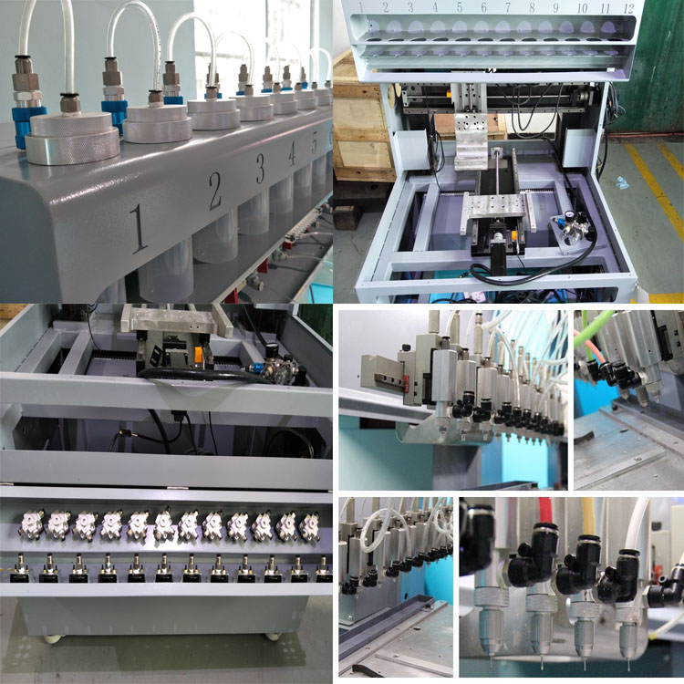 Silicone / PVC / Rubber Patch Dispensing Machine