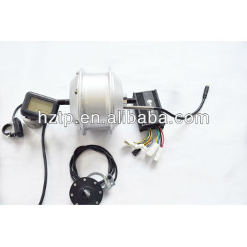 O motor 36v do cubo da bicicleta elétrica para o uso dianteiro com integra o sensor de torque