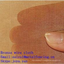 Tissu de fil de bronze