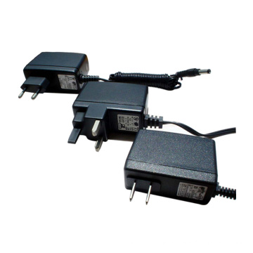 Adaptador AC / DC de alimentación de escritorio 12W 5A 60W