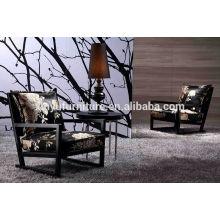 Современный одноместный диван для гостиной F05