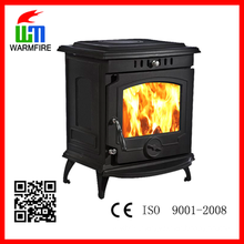Model WM702A indoor freestanding modern fireplace