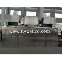 Tea Leaf Hot Air Drying Machine