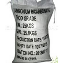 High Quality Best Price Food Grade Ammonium Bicarbonate /Ammonium Bicarbonate
