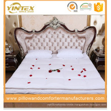 China Factory Supplier Hypo-Allergenic Duck Feather Mattress Topper