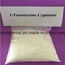 Cypionate stéroïde cru de Dihydroboldonone / Cypionate 1-Testosterone (1-TC)