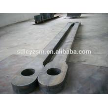 Kleine schneiden squar Stahlplatten