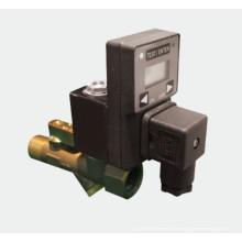 Electroválvula de drenaje automático