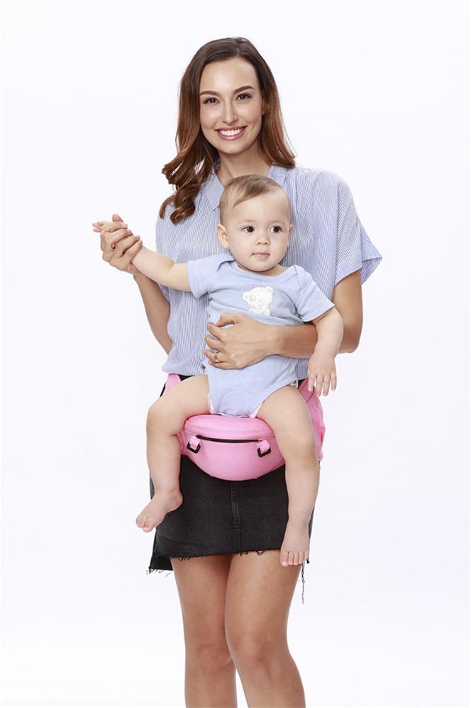 Baby Carrier Baby Taille Hocker Sling Verstellbare Ergonomische vorne Halterung Wrap G/ürtel
