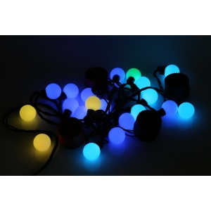 Wishes smart string loundspeaker-lights for party