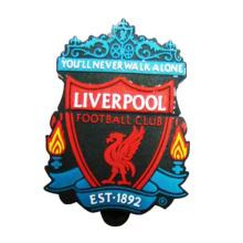 Estilo do emblema do logotipo da equipa de futebol 4GB