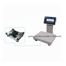 Electronic Stainless Steel Platform Weighing Scale Cw Series