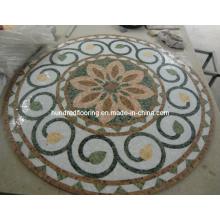 Мраморная мозаика из мраморной мозаики (ST116)