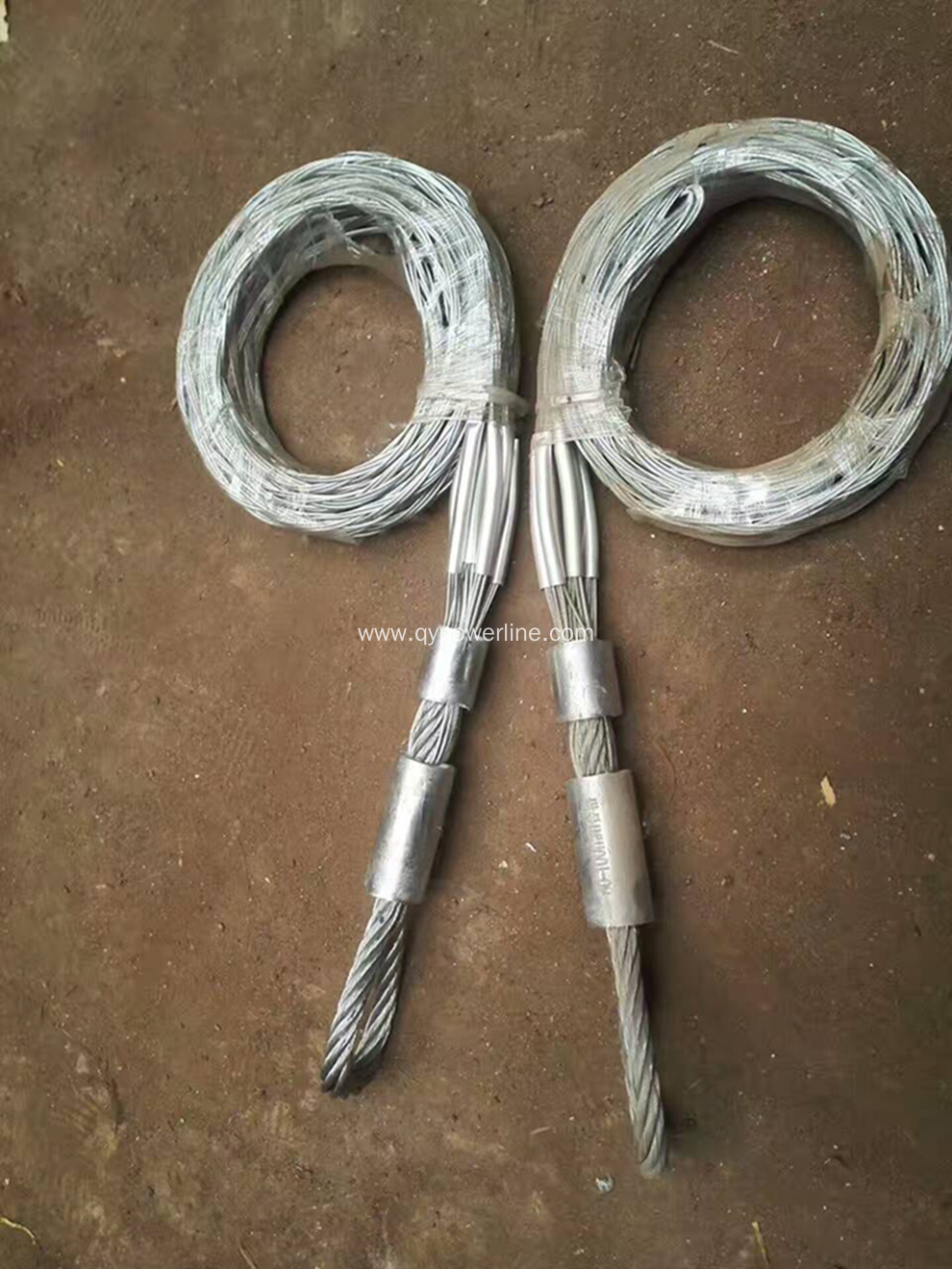 China Conductor Pulling Grip Cable Socks Manufacturers