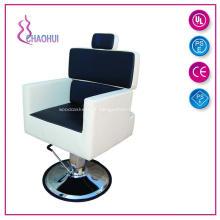 Cadeiras de corte de cabelo Barbeiro Equipamento de salão