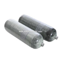 Portable high density refill gas bottle