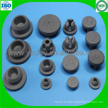 Black Rubber Plugs