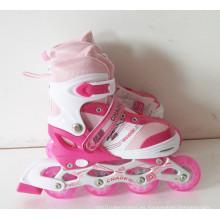 Niños deporte todos los patines en línea de las ruedas de la PU (CK-109)
