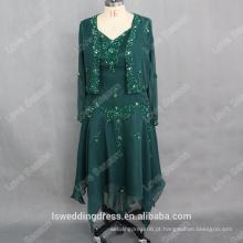 RP0172 mãe dos vestidos de noiva com jaquetas