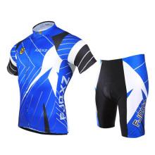 Custom atacado Team Race e Club Sports Jersey Cycling Wear