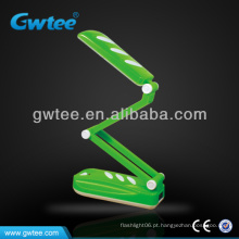 Plástico snake mesa dobrável / lâmpada de mesa GT-8809