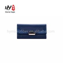 The anti theft hot sale money clip long wallet