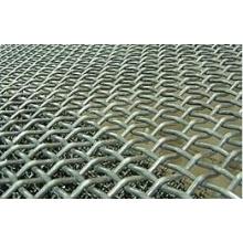 De alta qualidade tecidos e galvanizado Prensado Wire Mesh (Real Factory)